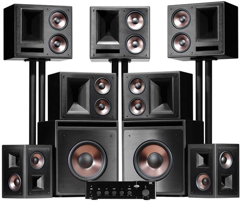 klipsch thx ultra 2 system packs d enceintes