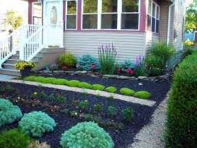 Small Homes Landscaping Ideas Grassless Yards Make Eggertsville Property A Mow Free Zone