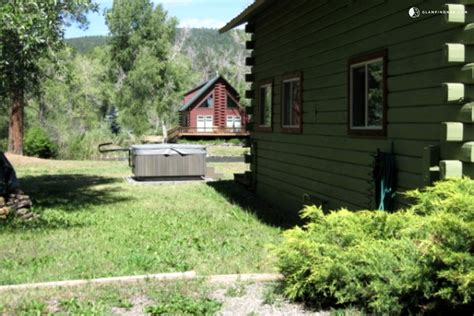 Cabins In Pagosa Springs by Cabin With River Views In Pagosa Colorado