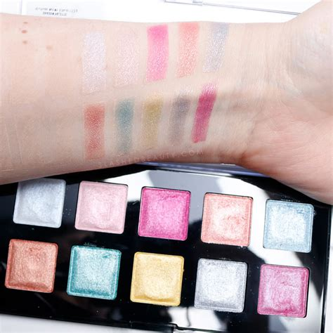 Nyx Mochi nyx i you so mochi electric pastels eyeshadow palette