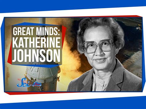 katherine johnson uk great minds katherine johnson human computer youtube