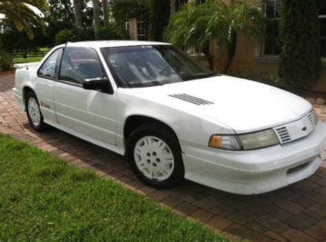 how to fix cars 1994 chevrolet lumina free book repair manuals purchase used nice 1994 chevy lumina z34 rarer than z 28 runs drives easy project no resv