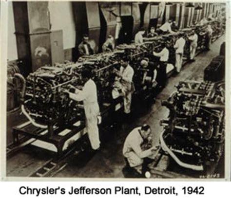 Chrysler Jefferson Assembly Plant by Rockcrawler Chrysler S Jefferson Plant Gets
