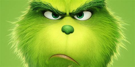what is the grinch s s name the grinch poster released ahead of trailer