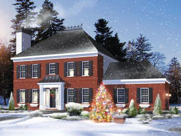 classic colonial house plans colonial house plans the house plan shop