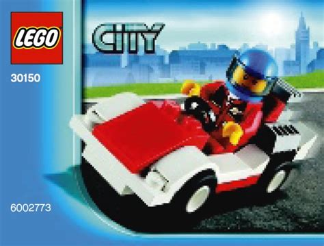 Lego 30150 Racing Car Polybag lego city raceauto polybag lego 30150 5702014857698
