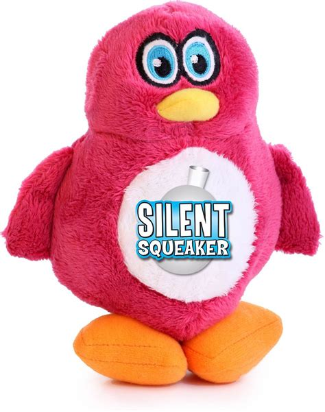 silent squeaker hear silent squeaker penguin small chewy