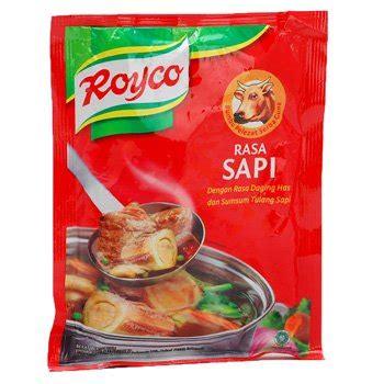 Royco Bumbu Ekstra Daging Sapi royco bumbu pelezat serbaguna rasa sapi 200 gram beef flavour all purpose seasoning
