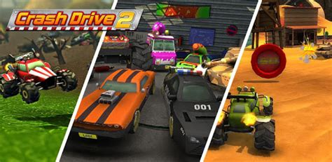 crash drive 2 apk crash drive 2 stunt car race apk free