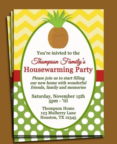 house warming ceremony invitation cards templates free housewarming invitation cards free