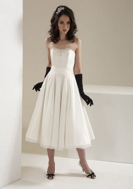 Brautkleider 50er by Brautkleid 50er Stil