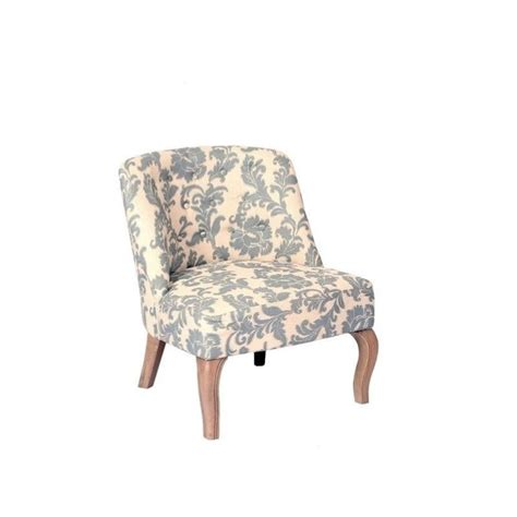 Ikat Arm Chair Design Ideas Armen Living Ikat Fabric Accent Chair In Ikat Slate Lc3117clgr