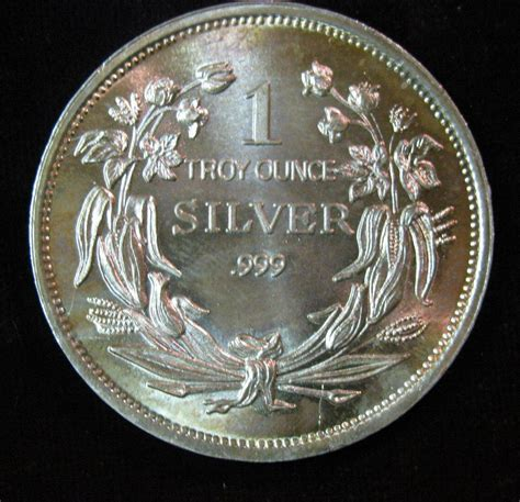 28 liberty seated dollar design one troy ounce 999 - 1 Troy Ounce Silver