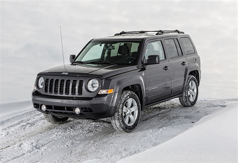 Jeep Patriot Safety 2015 Jeep Patriot 187 Driven Today