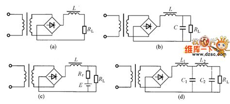 inductor filter circuits inductance filter circuit filter circuit basic circuit circuit diagram seekic