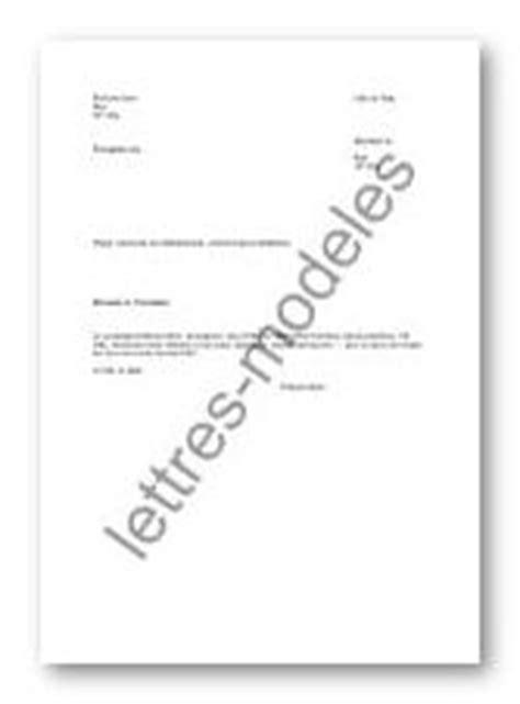Exemple De Lettre Demande De Rattachement Mod 232 Le Et Exemple De Lettres Type Demande De