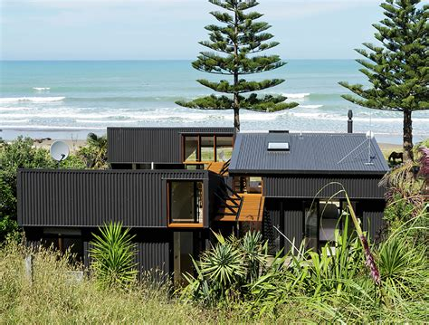 Modern Beach House Plans by New Zealand Inhabitat Green Design Innovation