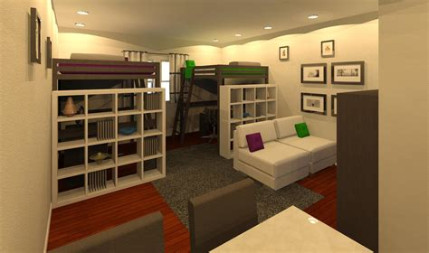 Studio Apartment Layout Ideas Pictures