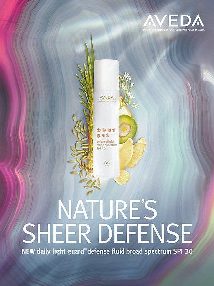 aveda daily light guard 37 best pureaveda products we images on