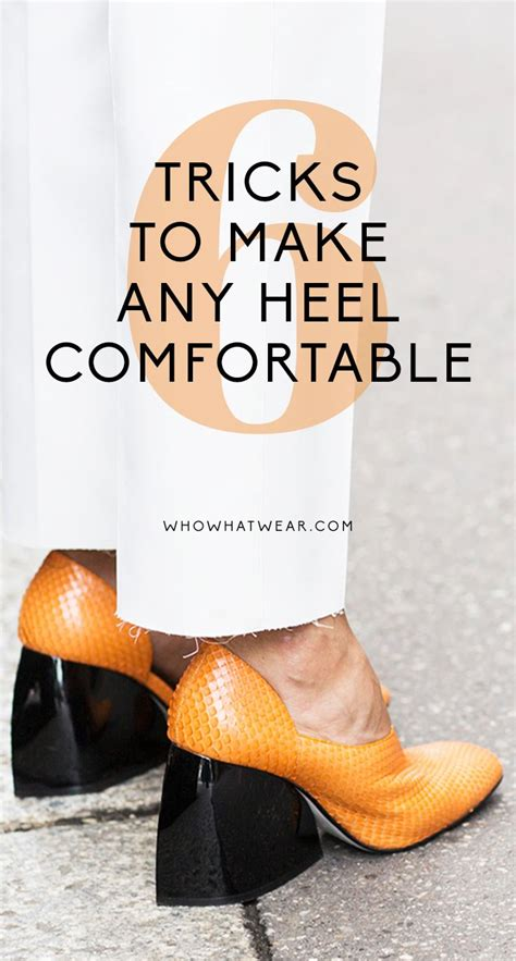 how to make stilettos more comfortable 6 tricks to make your high heels way more comfortable