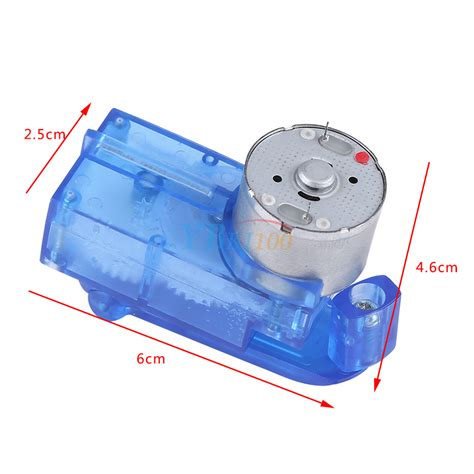 6v crank electricity generator diy mechanical motor
