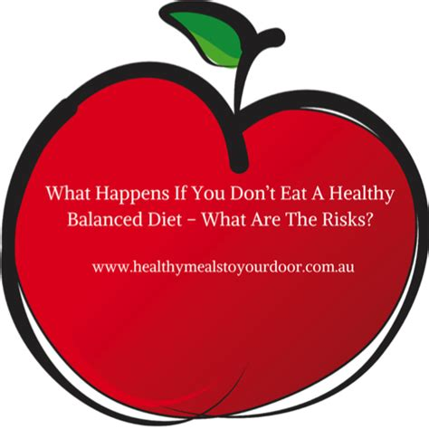 What Happens If You Dont Detox by What Happens If You Don T Eat A Healthy Balanced Diet