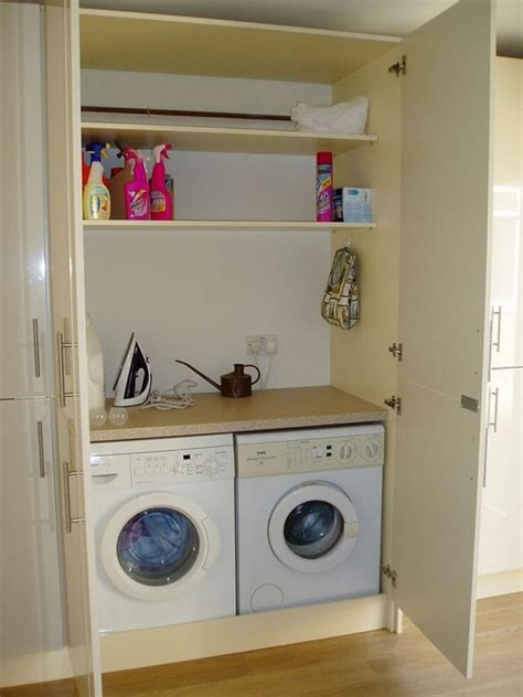 design cupboard laundry 40 super clever laundry room storage ideas home design