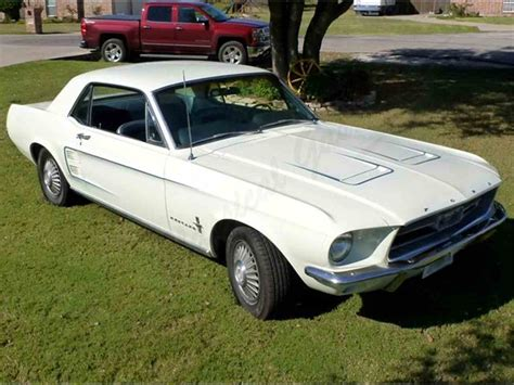 1967 ford mustang for sale classiccars cc 976824 1967 ford mustang for sale classiccars cc 912863