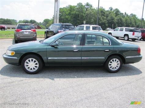 how to work on cars 1999 lincoln continental navigation system 1999 lincoln continental information and photos momentcar