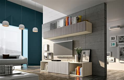 Modern Living Room Wall Units With Storage Inspiration Modern Living Room Storage Units