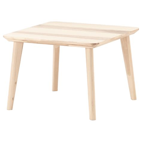 idea coffee table lisabo coffee table ash veneer 70x70 cm ikea