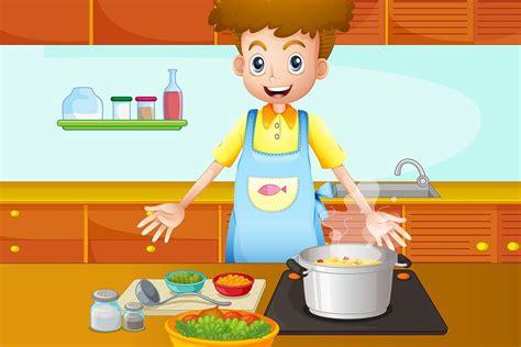 enfant qui cuisine recettes de cuisine pour enfants sur hugolescargot com