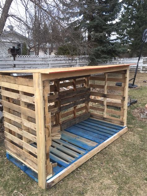firewood shed ideas  pinterest wood shed