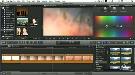 final cut pro generators free backgrounds and generators for creating effects in final
