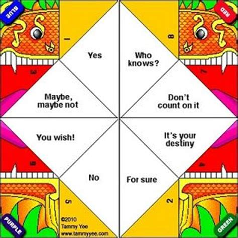 Origami Fortune Teller Ideas - 25 best ideas about paper fortune teller on