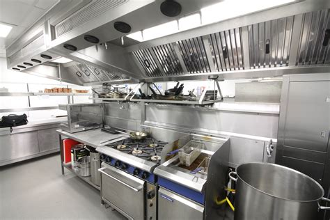 commercial kitchen equipment design ellenborough park hotel cheltenham spaceuk
