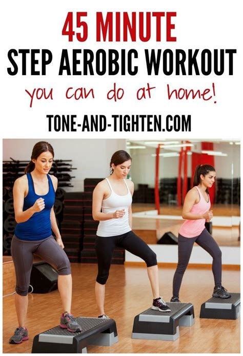 220 ber 1 000 ideen zu step aerobic workout auf