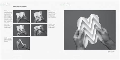 Paper Folding For Designers - folding techniques for designers from sheet to form