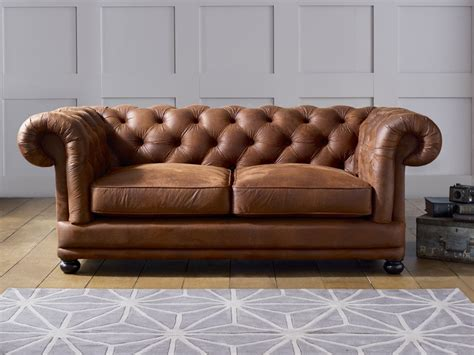 Faux Leather Chesterfield Sofa Cara Faux Leather Sofa Living It Up