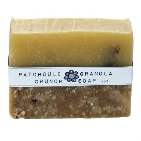 Organic Handmade Soap Recipes - patchouli soap recipe with labels