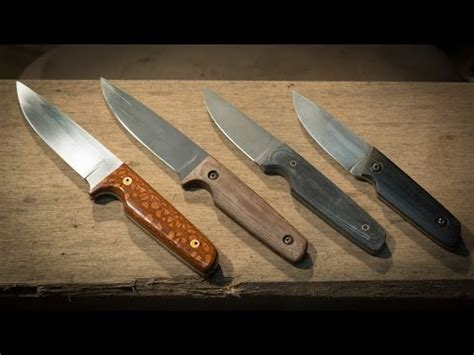 hollow grind knife knife grinds comparing hollow convex and flat grinds