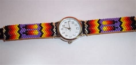 Handmade American Watches - american cut glass beaded band and 50 similar
