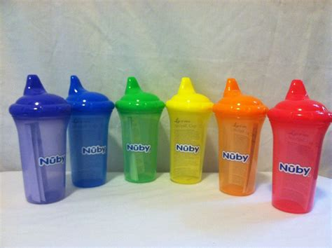 Dijamin Nuby Sippy Cup new nuby lov n care no spill sippy cup infants toddlers bpa free 9oz ebay