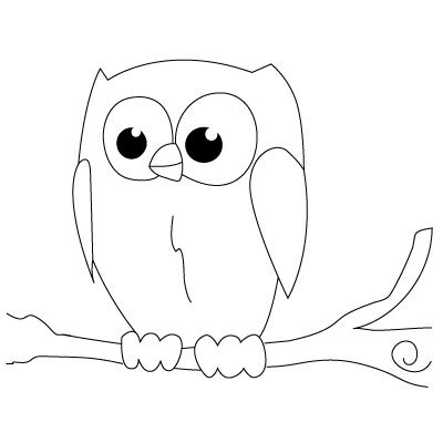 how to draw doodle owl drawing of a owl clipart best