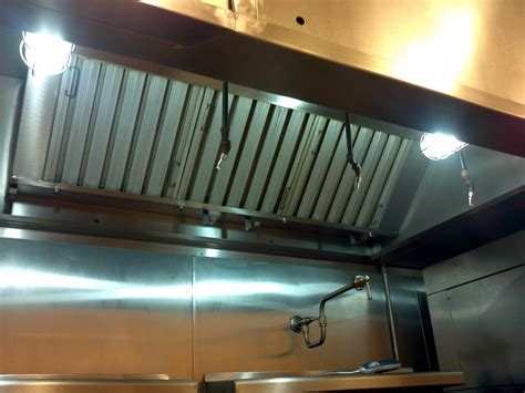 Commercial Kitchen Restaurant Ventilation & Fans
