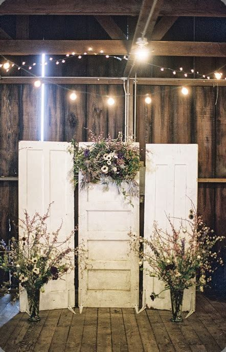 clever     doors  dried flowers  create