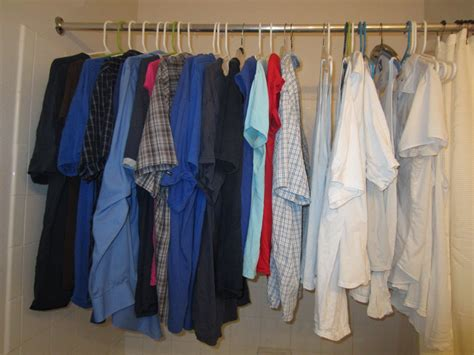 Where To Hang Clothes Without Closet by Our Hang Laundry Strategy Evolving Personal Finance