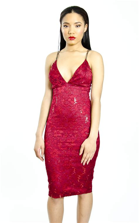 Lace Up Midi Bodycon Dress stylish sequin and lace midi bodycon dress stylish