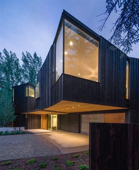Blackbird House blackbird house in aspen clad by will bruder architects