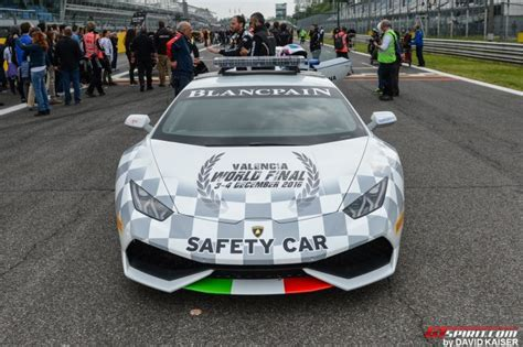 Lamborghini Safety Gallery 2016 Lamborghini Huracan Trofeo Safety Car